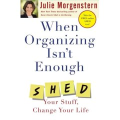 When Organizing Isn't Enough Cover